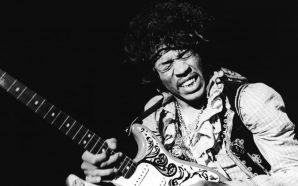 Guitarra de Jimi Hendrix é leiloada por R$ 1,1 milhão