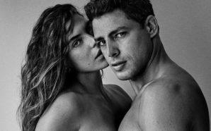 Cauã Reymond e Mariana Goldfarb posam nus e quebram a…